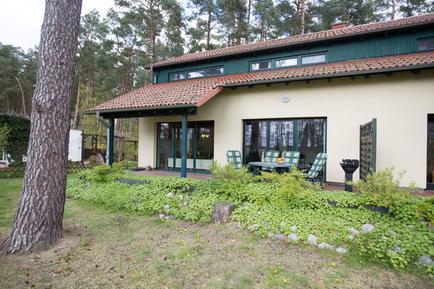 Mecklenburgische Seenplatte Ferienhaus mit Hund