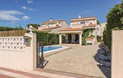 Dom wakacyjny 1414686 dla 6 dorosłych + 2 dzieci w l'Ametlla de Mar