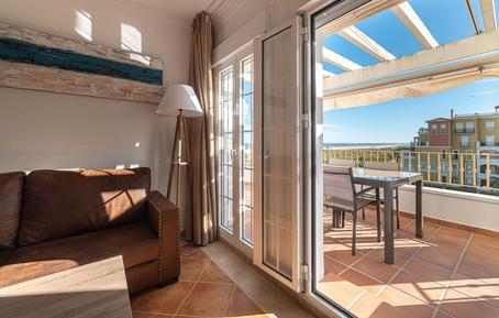 Für 5 Personen: Hübsches Apartment / Ferienwohnung in der Region Costa de la Luz