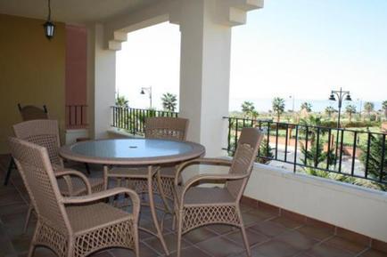 Für 4 Personen: Hübsches Apartment / Ferienwohnung in der Region Costa de la Luz