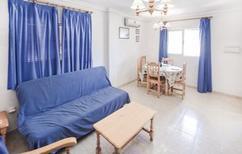 Appartement 1415372 voor 4 volwassenen + 1 kind in Vera Playa