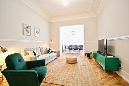 Für 10 Personen: Hübsches Apartment / Ferienwohnung in der Region Lissabon
