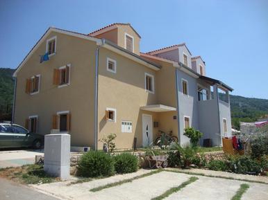 Für 4 Personen: Hübsches Apartment / Ferienwohnung in der Region Cres