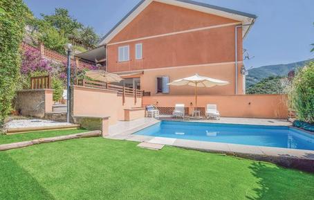 Für 8 Personen: Hübsches Apartment / Ferienwohnung in der Region Ligurien