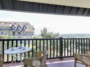 Für 2 Personen: Hübsches Apartment / Ferienwohnung in der Region Normandie