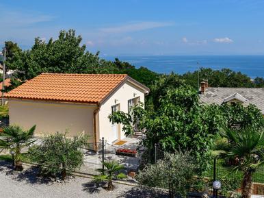 Gemütliches Ferienhaus : Region Kvarner Bucht für 2 Personen