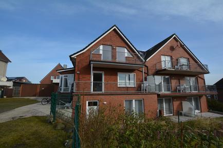 Für 4 Personen: Hübsches Apartment / Ferienwohnung in der Region Borkum