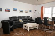 Appartement 1418465 voor 6 personen in Borkum