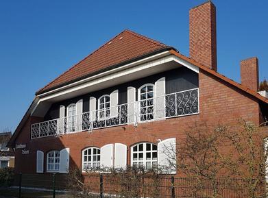 Für 6 Personen: Hübsches Apartment / Ferienwohnung in der Region Borkum