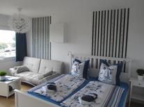 Appartement 1418607 voor 2 personen in Burgtiefe