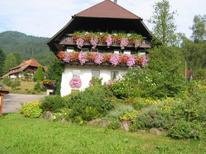 Ferienwohnung 1419438 für 2 Personen in Gutach an der Schwarzwaldbahn