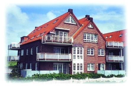 Für 4 Personen: Hübsches Apartment / Ferienwohnung in der Region Juist