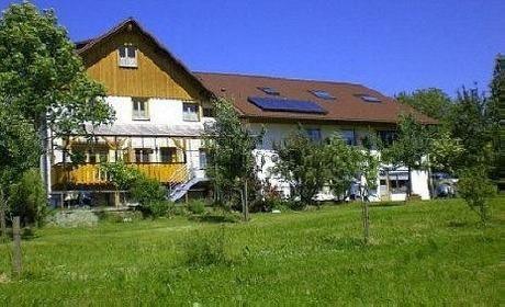 Gemütliches Ferienhaus : Region Lindau für 4 Personen