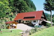 Appartement 1420789 voor 5 personen in Oberharmersbach