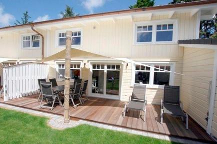 Gemütliches Ferienhaus : Region Föhr für 5 Personen