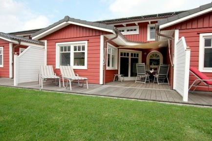 Gemütliches Ferienhaus : Region Föhr für 4 Personen