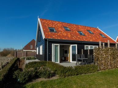 Gemütliches Ferienhaus : Region Zeeland für 3 Personen