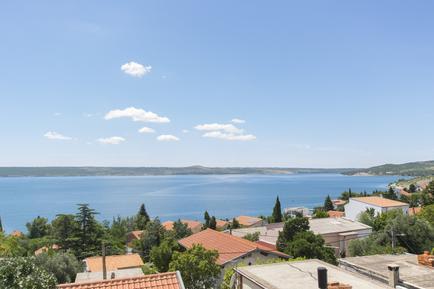 Gemütliches Ferienhaus : Region Maslenica für 8 Personen