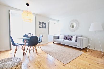 Für 4 Personen: Hübsches Apartment / Ferienwohnung in der Region Lissabon