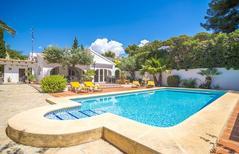 Villa 1424959 per 6 persone in Benissa
