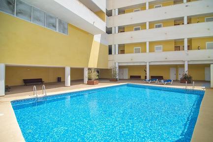 Für 8 Personen: Hübsches Apartment / Ferienwohnung in der Region Costa-Blanca