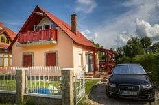 Holiday home 1425312 for 4 persons in Balatonmariafürdö