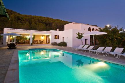 Gemütliches Ferienhaus : Region Ibiza für 12 Personen