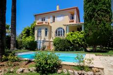 Holiday home 1425409 for 12 persons in Antibes-Juan-les-Pins