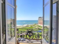 Ferienwohnung 1425513 für 6 Personen in Biarritz