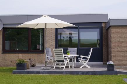 Gemütliches Ferienhaus : Region Friesland für 5 Personen
