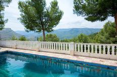 Holiday home 1426284 for 12 persons in Chulilla