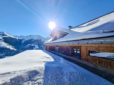 Gemütliches Ferienhaus : Region Vorarlberg für 22 Personen