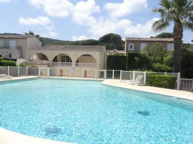 Gemütliches Ferienhaus : Region Saint-Tropez für 4 Personen