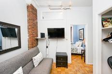 Rekreační byt 1427674 pro 5 osob v Manhattan