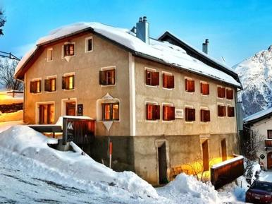 Für 14 Personen: Hübsches Apartment / Ferienwohnung in der Region Graubünden