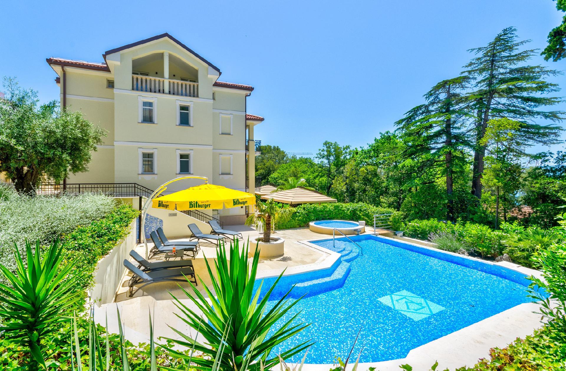 Gästezimmer für 4 Personen ca. 30 m²  in Kroatien