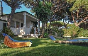 Gemütliches Ferienhaus : Region Costa de la Luz für 7 Personen
