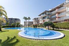 Appartement 1429007 voor 5 personen in Oliva