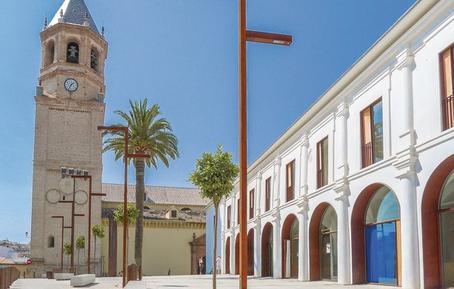 Für 5 Personen: Hübsches Apartment / Ferienwohnung in der Region Vélez-Malaga