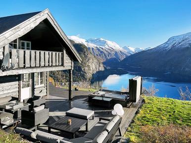 Gemütliches Ferienhaus : Region More und Romsdal für 8 Personen