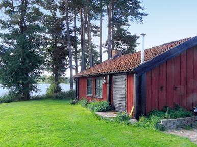 Gemütliches Ferienhaus : Region Mittelschweden für 4 Personen