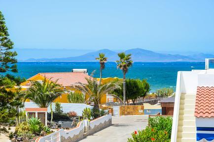 Gemütliches Ferienhaus : Region Corralejo für 5 Personen