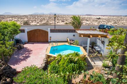 Für 5 Personen: Hübsches Apartment / Ferienwohnung in der Region Fuerteventura
