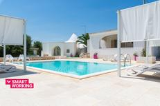 Holiday home 1430617 for 7 persons in Ostuni