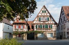 Kamer 1430824 voor 2 personen in Oberderdingen