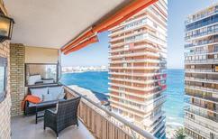 Appartement 1431079 voor 2 personen in Playa Albufereta