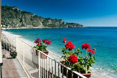 Holiday apartment 1432791 for 4 persons in Taormina