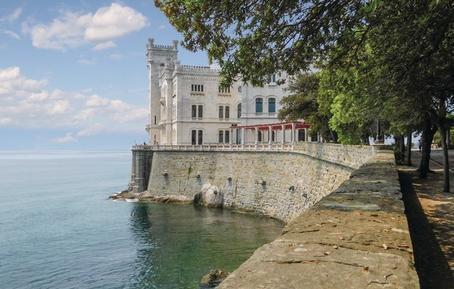 Für 3 Personen: Hübsches Apartment / Ferienwohnung in der Region Triest