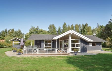 Gemütliches Ferienhaus : Region Mon für 6 Personen
