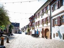 Holiday apartment 1433985 for 2 persons in Vogtsburg im Kaiserstuhl-Burkheim